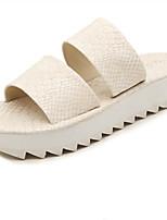 Women's Shoes  Flat Heel Comfort Sandals Outdoor White