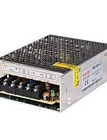 ELECALL AC180-260V TO DC 12V 5A Power Supply for LED Lights MS-60-12 60W