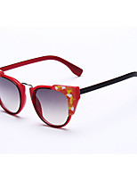 Women 's 100% UV Cat-eye Sunglasses