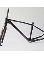 MB-NT203+FK-NT23 Neasty Brand  Full Carbon Fiber Carbon Black 27.5er 650B MTB Frame and Fork 17