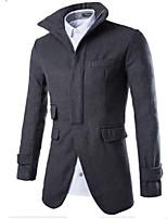 Men's Casual Long Sleeve Coat