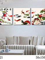 DIY Digital Oil Painting With Solid Wooden Frame Family Fun Painting All By Myself   9 Chinoiserie 7021