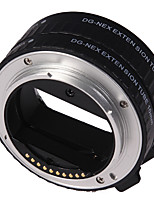 Auto Focus Close-shot Extension Tube Adapter Ring for Sony NEX Lens Mount Camera