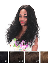 10''~26'' virgin remy indian hair natural curly full lace wigs with baby hair for black women