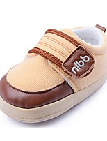 Baby Shoes Casual Fabric Fashion Sneakers Khaki