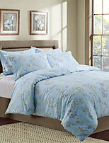Bettbezug-Sets - H&C® - Blau/Graun/Gelb/Mehrfarbig - Baumwolle