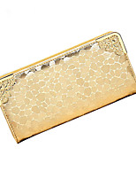 Women's Fashion Multifunction Long Clutches Purse