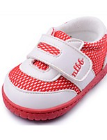 Baby Shoes Casual Tulle Fashion Sneakers Red