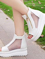 Women's Shoes Fashion Wedge Heel Peep Toe ALL Match Sandals