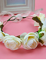 Vintage Charming Design Wedding Bride Flowers Headband Hair Accessior