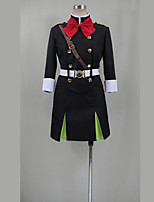 Seraph of the End さんぐう みつば  Cosplay Costume