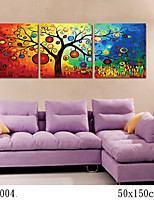 DIY Digital Oil Painting With Solid Wooden Frame Family Fun Painting All By Myself   Color Of The Tree  7004