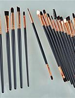 20 pcs Simple Design Easy Makeup Brush Set