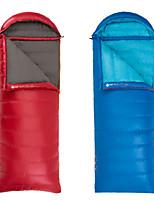 Sacco a pelo - Traspirabilità/Resistenteai raggi UV/Anti-vento/Tenere al caldo/Compressione/Rettangolare/Meteo a freddo - diPiume