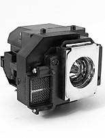 substituição projetor lâmpada / bulbo elplp66 / v13h010l66 para Epson PowerLite 85hd etc