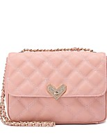 M Plus® Women's Sheepskin Messenger Shoulder Bags