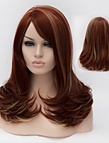 European And American High-Quality High-Temperature Wire Color Short Hair Wig Fashion Girl Necessary