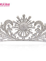 Neoglory Jewelry Royal Tiara Wedding Crown for Bridal Crystals Jewelry Women Hair Accessories