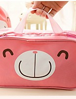 Lovely Bear Pattern Travel Waterproof Storage Bag Cosmetic Bag