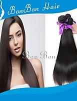 Peruvian Human Hair Weaving Straight 3PCS