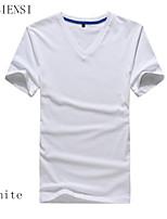 Short sleeved T-shirt male New Summer T-shirt male pure cotton T-shirt slim Men T-shirt.