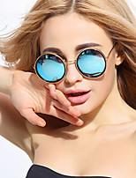 Women 's Polarized 100% UV400 Round Sunglasses