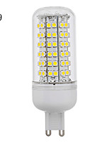 E14/GU10/G9/B22/E26/E27 5 W 108 SMD 3528 410 LM Warm White/Cool White Corn Bulbs AC 220-240 V