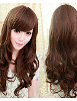 New European and American Long Hair Wig