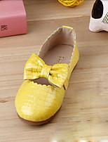 Flade sko ( Gul/Rosa ) - GIRL - Komfort