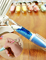 Stundent Ocean Fish Dolphin Theme Colorful Pen Fill-in Oil (Random Color)