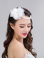Blommor Headpiece Dam Bröllop/Speciellt Tillfälle Harts Bröllop/Speciellt Tillfälle 1 st.