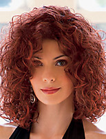 European and American Ppopular High Quality Fashion Color Hair Wigs Curly Hair Wigs