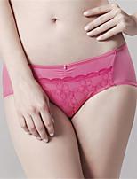 KNF Women Sexy Low Waist Smooth Panties Lady Panty Lingerie Girl Nice Panties Underwear (R177)