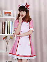 Hatsune Miku Love Disease Nurse Uniform Cosplay Costumes