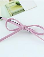 Women Cortex Edge Clip Bowknot Hairpin