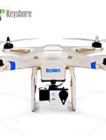 keyshare ++ drones d'avions de glint-pro avec caméra en direct et intégré dans le moniteur antenne externe