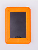 HANDOU Shockproof Rugged Protective Silicone Case Bag For Toshiba A2 B1 Portable Hard Disk Drive HDD