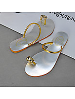 Women's Shoes  Low Heel Mary   Sandals Casual Black/Silver/Gold