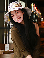 Women Nylon Bowler/Cloche Hat , Vintage/Casual Summer
