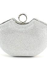 Handbag Metal Evening Handbags/Clutches/Mini-Bags/Wallets & Accessories With Crystal/ Rhinestone/Metal