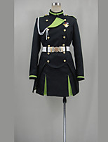 Seraph of the End はなより さゆり Cosplay Costume