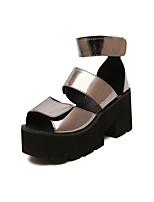 Women's Shoes   Flat Heel Heels/Creepers Sandals Casual Neutral