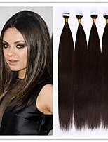 100% Virgin Brazilian Human Hair Extension Keratin PU Skin Weft/Tape Hair 2.5G/Strand 100G/PC 1PC/LOT In Stock