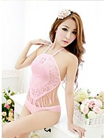 Women's Sexy Chinese-style Chest Covering Type Condole Belt of Lace Miniskirt (More Colors)