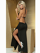Women's Sexy Backless Fun/Nightclubs Catwalk/Banquet Clothing/ Long Dress