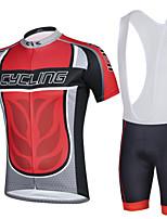 Road Mountain Bike Outdoor Sport Cycling Short Sleeve Clothing Bicycle Sports Cycling Short Bib Jersey