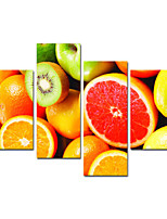 VISUAL STAR®Home Decoration Item Stretched Canvas Fruit Painting