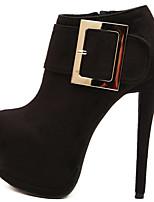 Women's Shoes  Stiletto Heel Heels Pumps/Heels Outdoor Black/Pink
