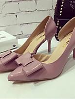 Women's Shoes Stiletto Heel Pointed Toe Pumps/Heels Dress Black/Silver/Gold