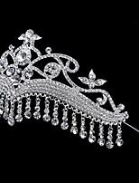 Women/Flower Girl Bridal Rhinestone Crystal Cown Tiaras With Wedding/Party Headpiece